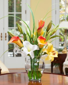 home-decor-artificial-flower-arrangements