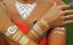 chevron-jewelry-chevron-bracelets-chevron-metallic-tattoos-metallic-gold-tattoos-metallic-gold-temporary-tattoos-gold-chevron-bracelets_4