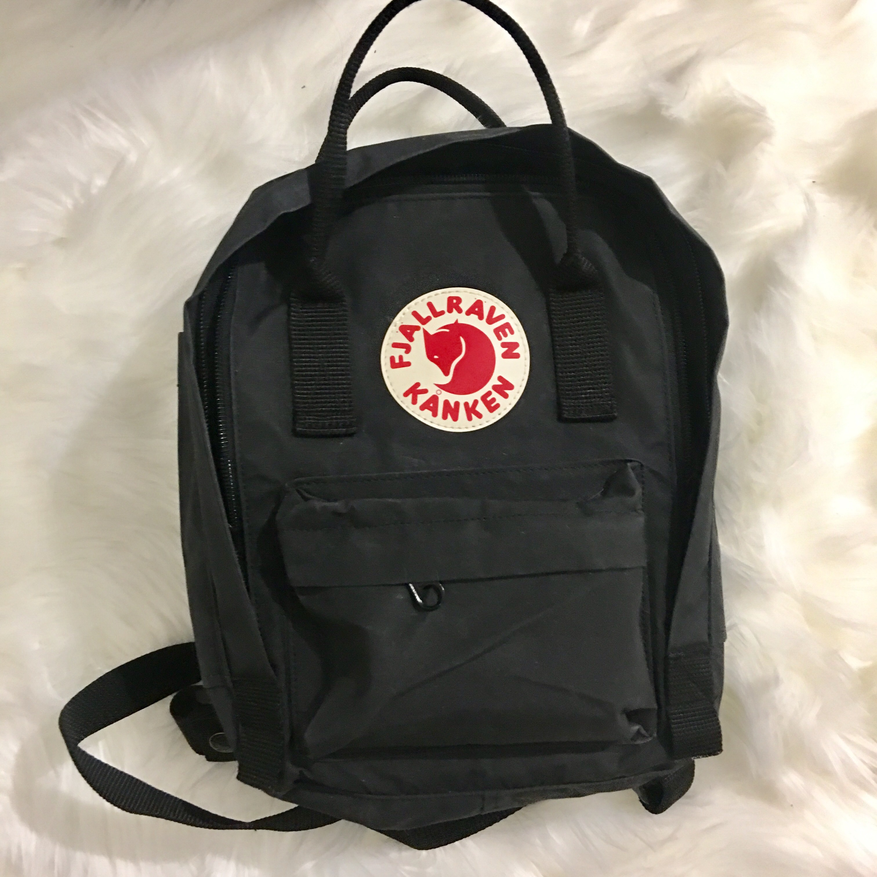 nieuwe lagere prijzen grote korting online te koop Review: Fjallraven Kanken Mini Backpack | VOGUE INFATUATION